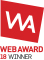 WEB AWARD 14th NOMINEE